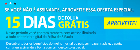 Banner Promocional Folha